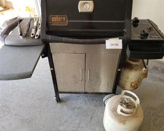 Weber Genesis Silver Gas Grill