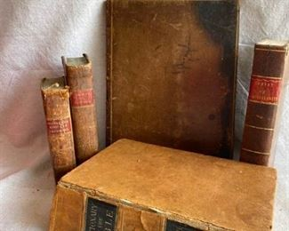 Antique Book of Psalms 1738 More
