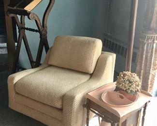 MCM Baughman? chair & accessories