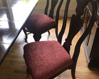 2 of 4 THOMASVILLE side chairs
