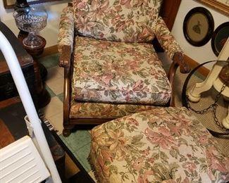 Streit reclining chair