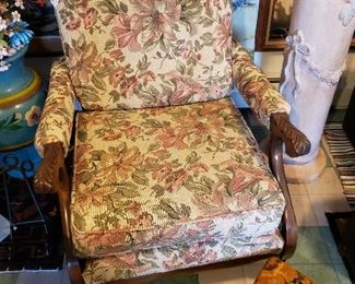 Streit Original reclining chair