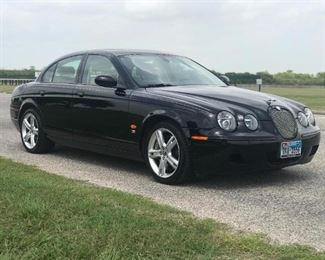 2006 S Type Jaguar
