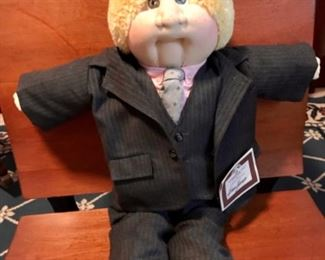 """Cabbage patch """"corporate kid"""""""