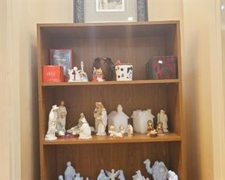 More Nativity sets!