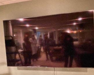 """75"""" SONY   SMART TV WITH WALL BRACKET"""