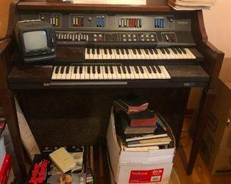 partridge family organ