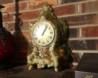 Ariel's clock again