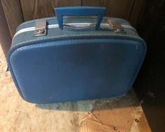 Train case from the 50s