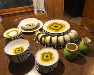 coolest set of dinnerware on the planet