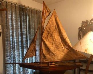 pirate schooner