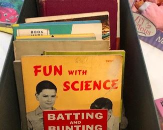 """""""Fun with Science"""" was not a phrase I have ever said."""