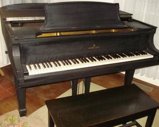 Steinway, model O, baby grand, made in 1918, serial #191172