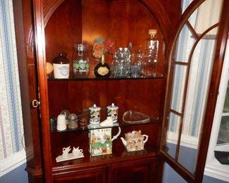 Inside Corner Cabinet