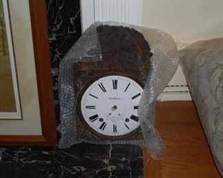 Antique Malfroy Freres Clock Face