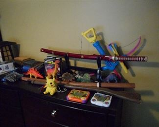 Misc Toys, Samurai Sword (not old)