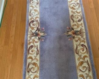 Several Area Rugs..