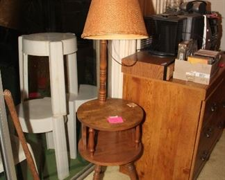 Lamp/End Table