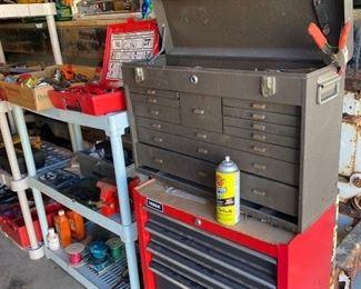 Kennedy Tool Box