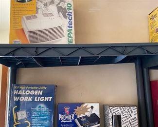 Halogen Work Light