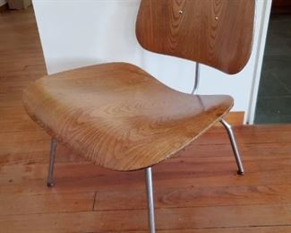 1940'S ENVANS IND. Molded wood Chair by Eames