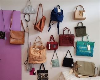 COACH & OTHER DESIGNER BAGS