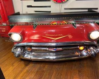 Custom 1957 Chevy Bar