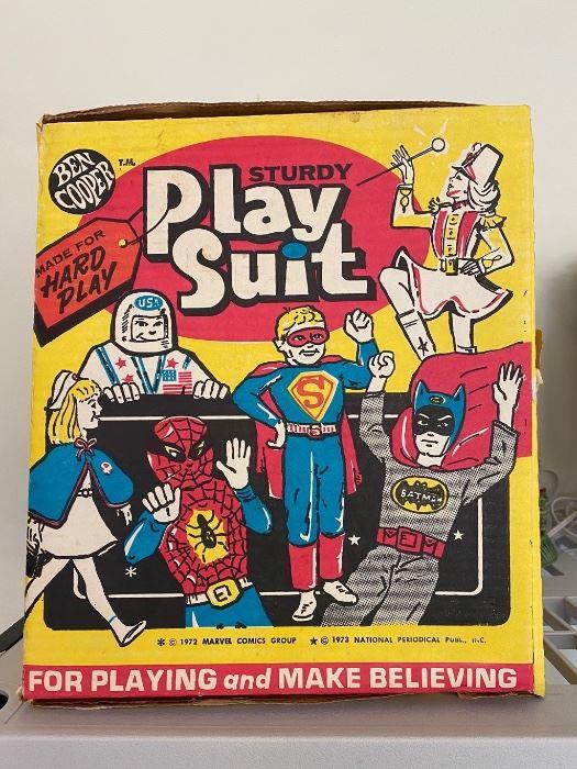 Ben Cooper Play Suit - Wonder Woman