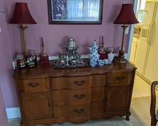 French Provincial Server/Buffet