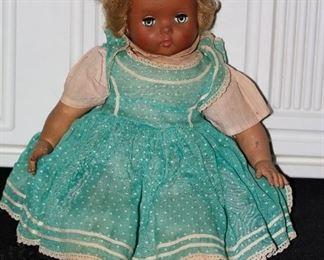 #347/$50 Vintage madame Alexander doll