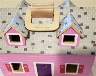 Melissa & Doug Doll House