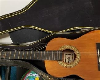 Gremlin Acoustic Guitar