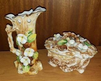 Kalk Porcelain Figures