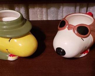 Snoopy mugs