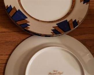 Fitz & Floyd Plates