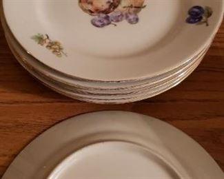 Kahla Plates