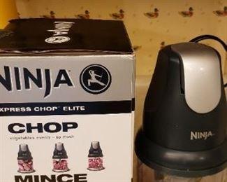 Ninja Chopper