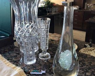 Waterford crystal etc
