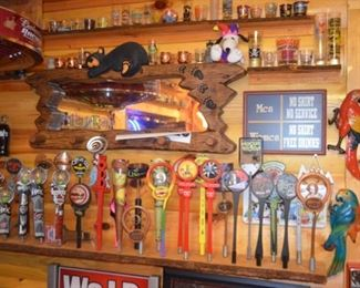 Beer keg collection