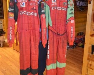 crew fire suits