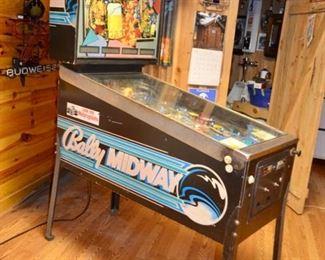 Party Animal Pinball Machine (Bally 1987)