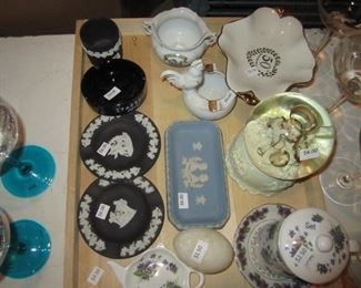 WEDGEWOOD AND COLLECTIBLES