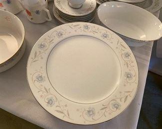 English Garden 11 dinner plates