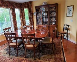 Beautiful antique dining set