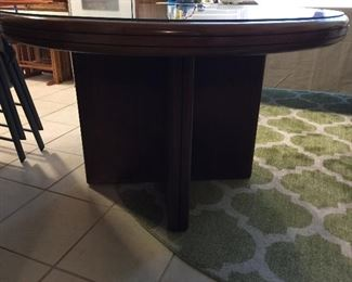 Base of Kitchen/Dinning Table with glass top