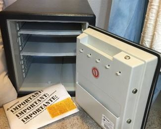 Sentry Fireproof Safe with combination