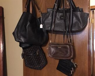 More purses and bags