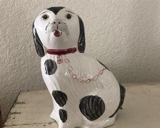 Portuguese Staffordshire dog style!