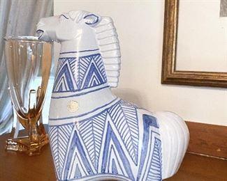 Gabriel Keramik Swedish horse  $30
