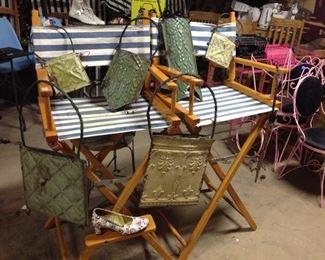 Metal floral hangers